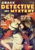 Crack Detective and Mystery Stories (1956-1957 Columbia Publications) Pulp Vol. 16 #5