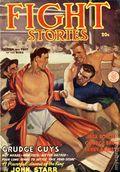 Fight Stories (1928-1952 Fiction House) Pulp Vol. 5 #5