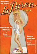 La Paree (1930-1938 Irwin Publishing) Pulp Vol. 4 #11