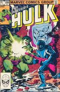 Incredible Hulk (1962-1999 1st Series) Mark Jewelers 286MJ