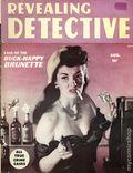 Revealing Detective Cases (1942-1951 Close-Up) True Crime Magazine Vol. 4 #4