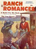 Thrilling Ranch Stories (1933-1953 Standard) Pulp Vol. 46 #1