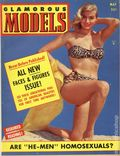 Glamorous Models (1943-1954 Models Publishing) Magazine May 1954