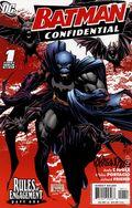 Batman Confidential (2006) 1DF.SIGNED