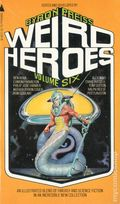 Weird Heroes Paperback (1975) 6-REP