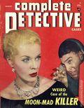 Complete Detective Cases (1939-1953 Timely) True Crime Magazine Vol. 10 #2