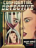 Confidential Detective Cases (1942-1976 Close-Up, Inc.) Vol. 3 #11