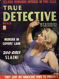 True Detective (1924-1995 MacFadden) True Crime Magazine Vol. 29 #6