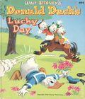 Walt Disney's Donald Duck's Lucky Day HC (1951 Western) A Whitman Tell-A-Tale Book 49CENT