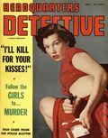Headquarters Detective (1940) True Crime Magazine Vol. 7 #7