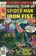Marvel Team-Up (1972 1st Series) Mark Jewelers 63MJ