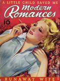 Modern Romances (1930-1997 Dell Publishing) Magazine Vol. 16 #6
