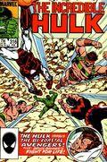 Incredible Hulk (1962-1999 1st Series) Mark Jewelers 316MJ