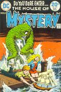 House of Mystery (1951-1983 1st Series) Mark Jewelers 223MJ