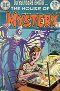 House of Mystery (1951-1983 1st Series) Mark Jewelers 222MJ