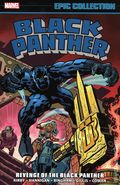 Black Panther Revenge of the Black Panther TPB (2021 Marvel) Epic Collection 2nd Edition 1-1ST
