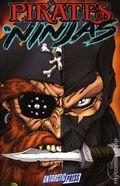 Pirates vs. Ninjas TPB (2020 Antarctic Press) Standard Trim Edition 1-1ST
