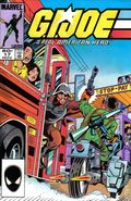 GI Joe (1982 Marvel) Mark Jewelers 17MJ