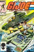 GI Joe (1982 Marvel) Mark Jewelers 25MJ