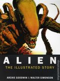 Alien The Illustrated Story GN (2012 Titan Edition) 1-1ST