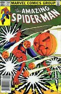 Amazing Spider-Man (1963 1st Series) Mark Jewelers 244MJ
