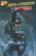 Army of Darkness vs. Re-Animator (2005) 1C