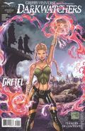 Grimm Fairy Tales Presents Quarterly Darkwatchers (2021 Zenescope) 1A