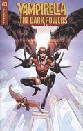 Vampirella Dark Powers (2020 Dynamite) 3I