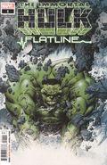 Immortal Hulk Flatline (2021 Marvel) 1A