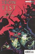 Iron Fist Heart of the Dragon (2021 Marvel) 2B