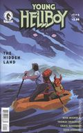 Young Hellboy the Hidden Land (2021 Dark Horse) 1A