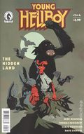 Young Hellboy the Hidden Land (2021 Dark Horse) 1B