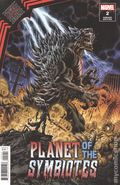 King in Black Planet of the Symbiotes (2021 Marvel) 2B
