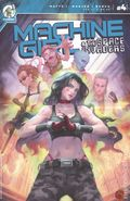Machine Girl and Space Invaders (2020 Red 5 Comics) 4