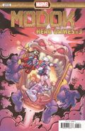 Modok Head Games (2020 Marvel) 3B