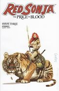 Red Sonja Price of Blood (2020 Dynamite) 3A