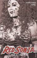 Red Sonja Price of Blood (2020 Dynamite) 3F