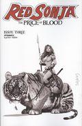 Red Sonja Price of Blood (2020 Dynamite) 3K