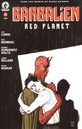 Barbalien Red Planet (2020 Dark Horse) 4A