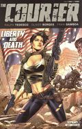 Courier Liberty and Death (2021 Zenescope) 2A