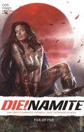 Die!Namite (2020 Dynamite) 5A