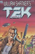 Tekworld TPB (1994 Marvel/Epic) William Shatner's 1-1ST