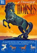 Dell Giant Treasury of Horses (1955) 1