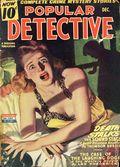 Popular Detective (1934-1953 Beacon/Better) Pulp Vol. 28 #1