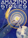 Amazing Stories (1926-Present Experimenter) Pulp Vol. 8 #4