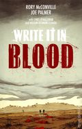 Write It in Blood TPB (2021 Image) 1-1ST