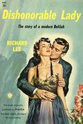 Dishonorable Lady SC (1950 Lev Gleason) 0