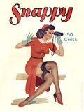 Snappy Magazine (1929-1938 Lowell-Merwil-D.M. Publishing) Pulp Vol. 3 #8