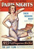 Paris Nights (1925-1938 Paris Nights/Shade Publishing) Magazine/Pulp Vol. 11 #6