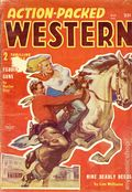 Action-Packed Western (1954-1958 Columbia) Pulp 2nd Series Vol. 4 #4